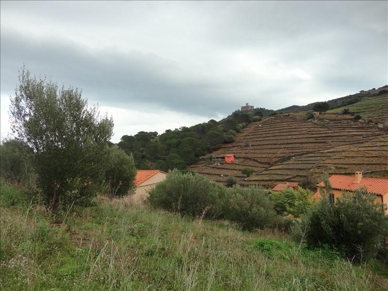 Venta  terreno Collioure 255000€ - Fotografía 3