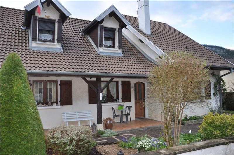 Vente maison / villa 15mn oyonnax jura sud 234000€ - Photo 1