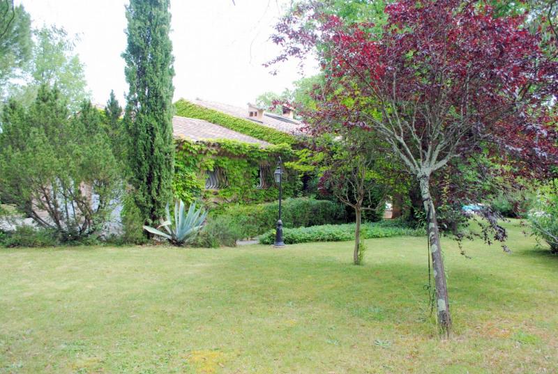 Vente maison / villa Bagnols-en-forêt 525000€ - Photo 10