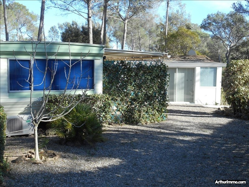 Sale site Frejus 127800€ - Picture 1