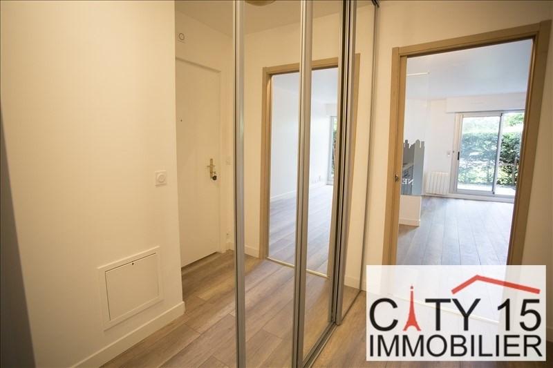 Vente appartement Paris 15ème 277000€ - Photo 5