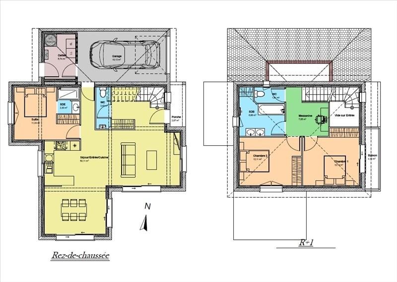 Vente maison / villa Morlaas 250000€ - Photo 2