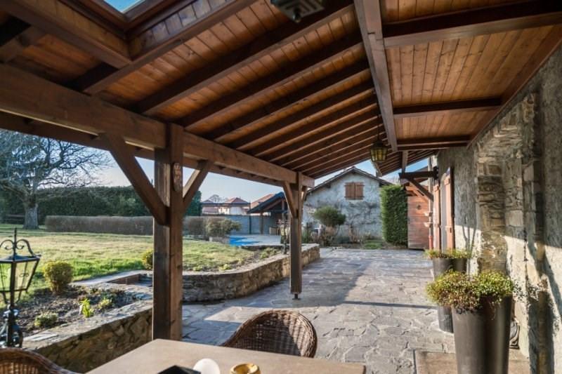 Deluxe sale house / villa Veigy foncenex 1455000€ - Picture 2