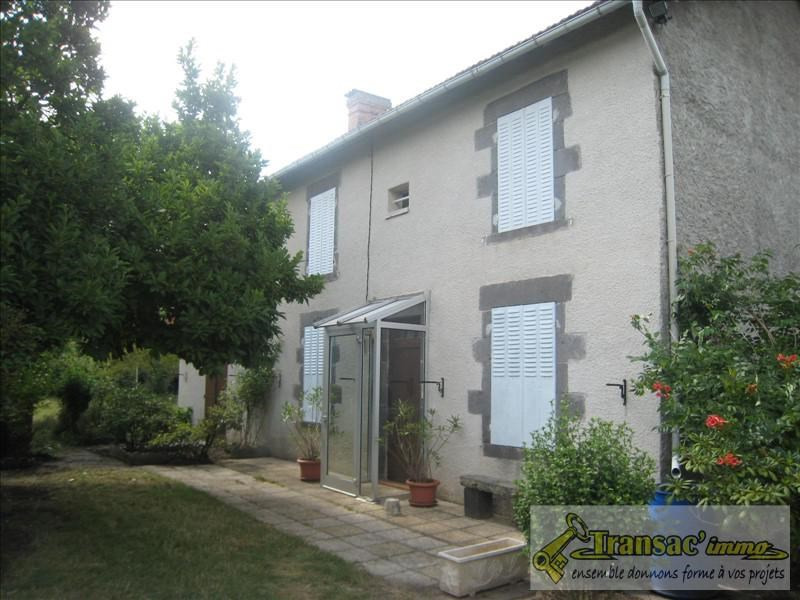 Vente maison / villa Puy guillaume 117 700€ - Photo 1