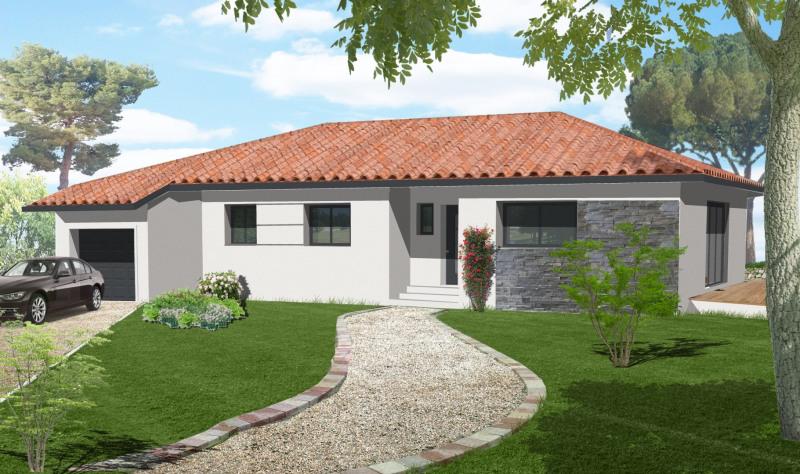 Maison  4 pièces + Terrain 218 m² Latour Bas Elne (66200) par A M CONSTRUCTIONS
