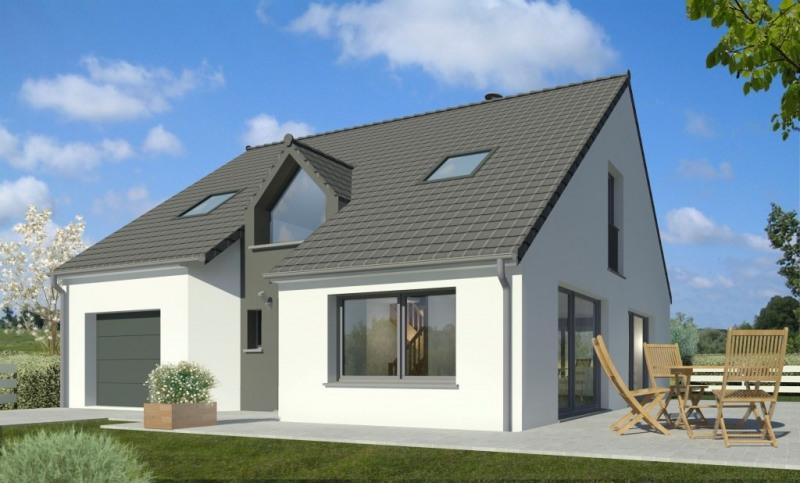 Maison  5 pièces + Terrain 553 m² Saint-Inglevert par Maison Familiale Wizernes