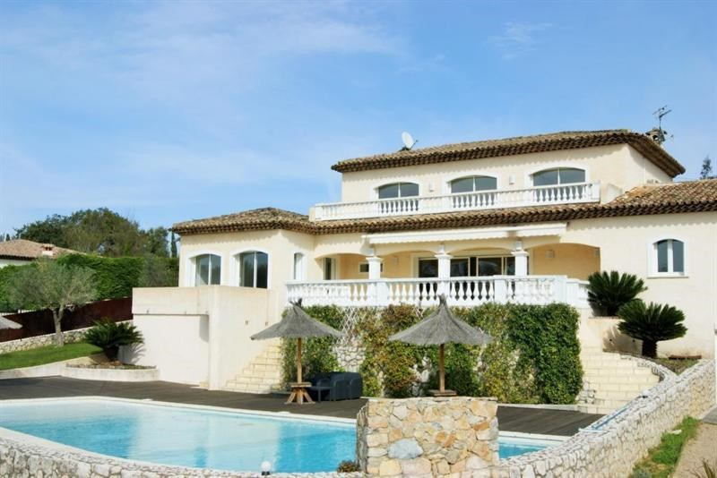 Deluxe sale house / villa Antibes 1 290 000€ - Picture 1