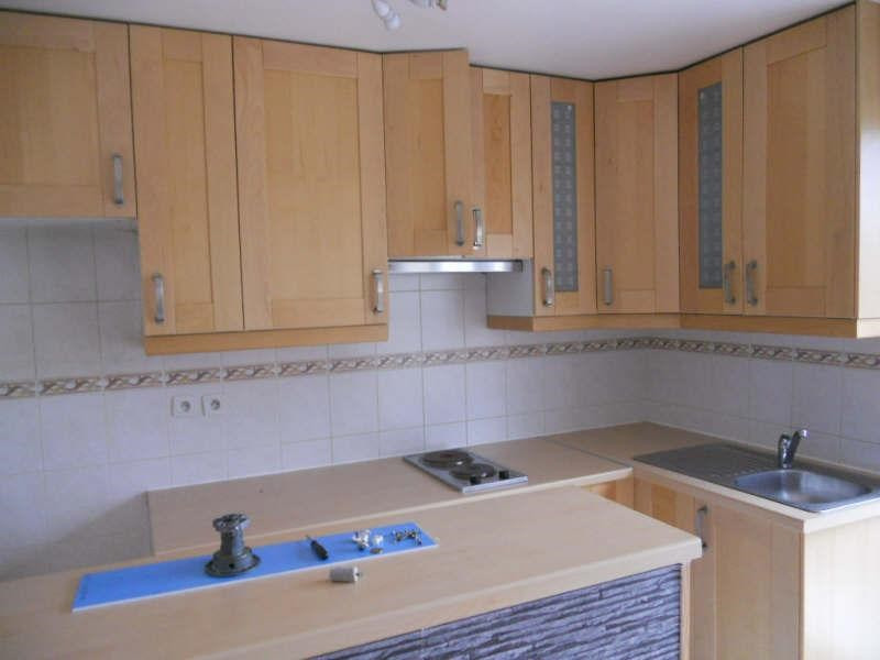 Rental apartment St brice sous foret 620€ CC - Picture 3