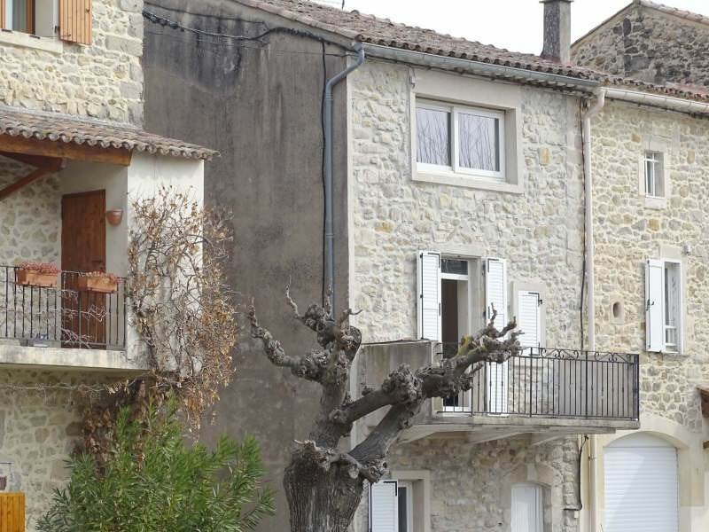 Vente maison / villa Barjac 129000€ - Photo 1