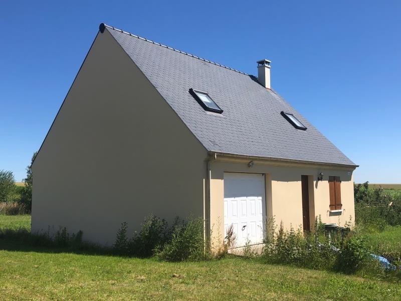 Vente maison / villa Les thilliers en vexin 174600€ - Photo 1