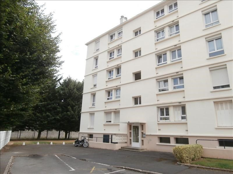 Sale apartment Caen 94 000€ - Picture 1