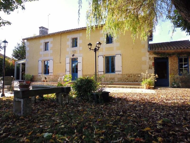 Vente maison / villa Poitiers 278000€ -  2