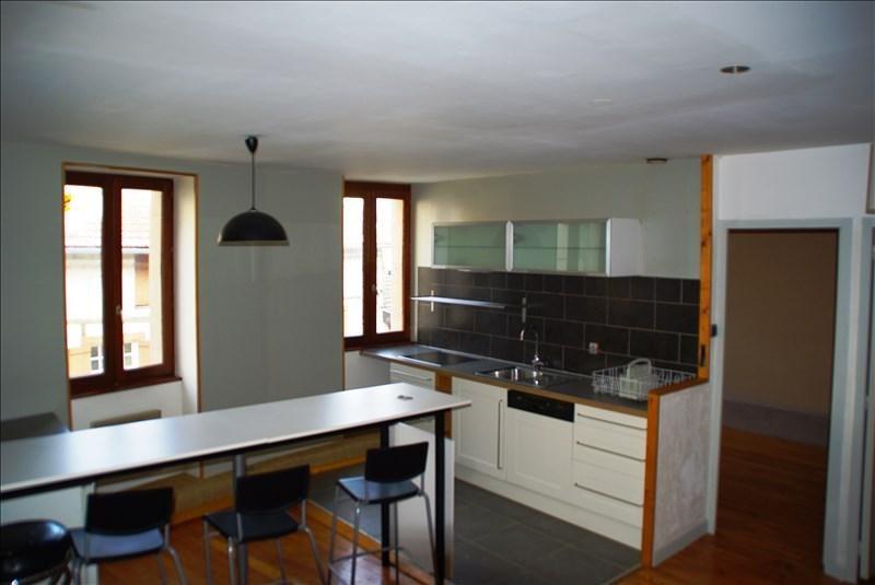 Vente appartement Bourg en bresse 127000€ - Photo 1