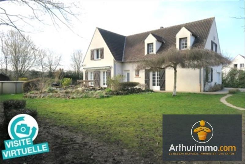 Sale house / villa Savigny le temple 439000€ - Picture 1