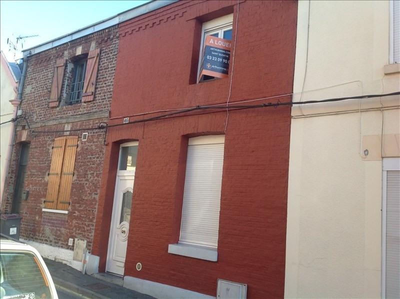 Vente maison / villa St quentin 55000€ - Photo 1