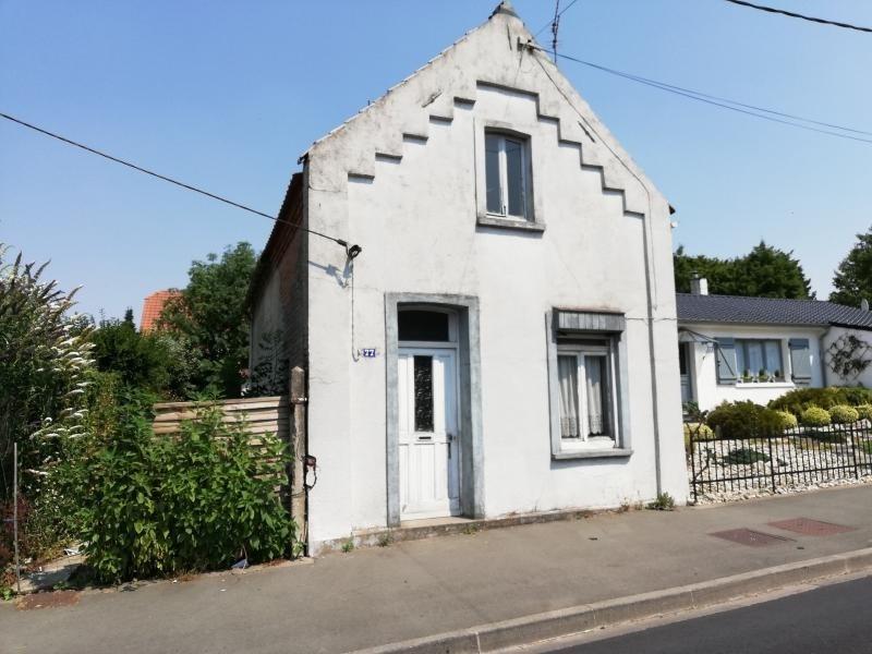 Vente maison / villa Wahagnies 65000€ - Photo 1