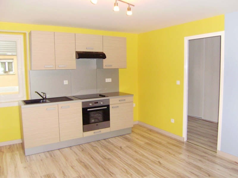 Rental apartment Le puy en velay 291,79€ CC - Picture 1