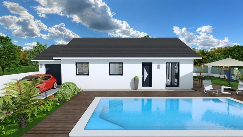 Maison  4 pièces + Terrain 566 m² Chirens (38850) par MAISON PRO-ALPES
