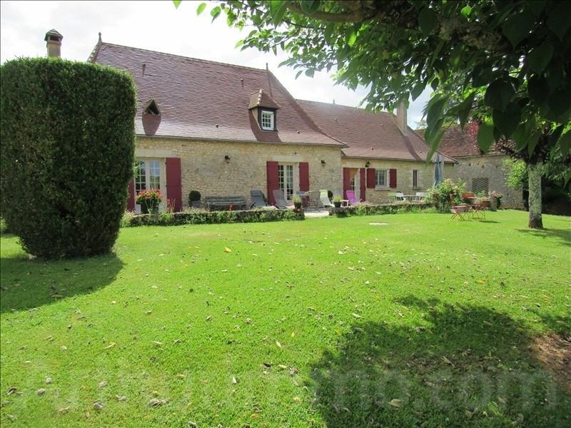 Sale house / villa St sauveur 495000€ - Picture 2