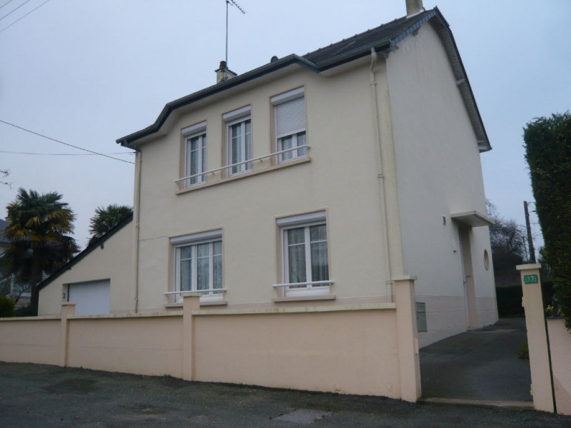 Sale house / villa Le bourgneuf la foret 88200€ - Picture 1
