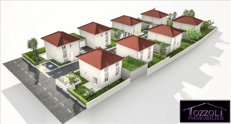 Vente maison / villa Bourgoin jallieu 268000€ - Photo 5
