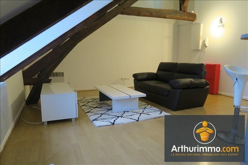 Rental apartment Moissy cramayel 690€ CC - Picture 1