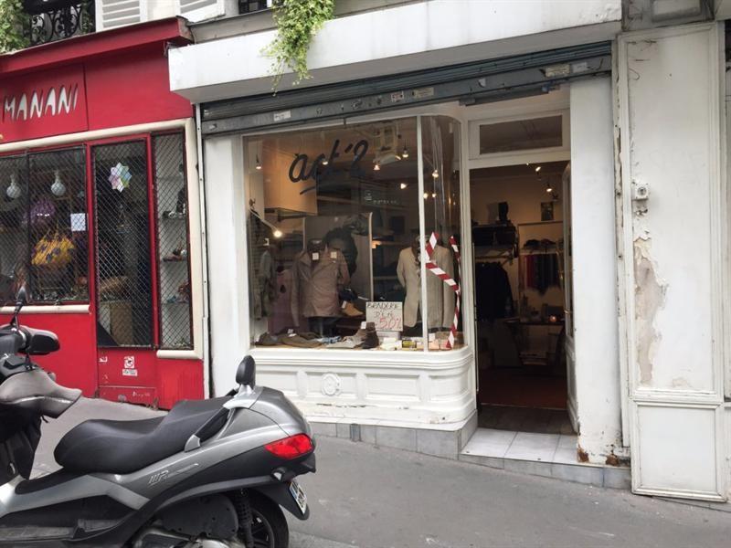 Vente Local commercial Paris 18ème 0