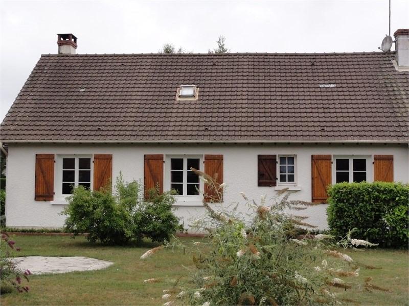 Vente maison / villa Souesmes 141700€ - Photo 1