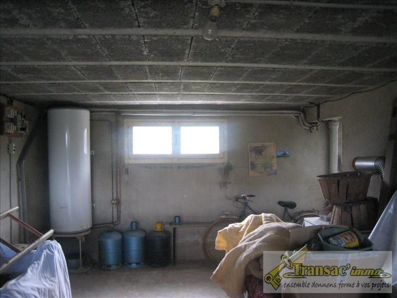 Vente maison / villa Randan 112350€ - Photo 5