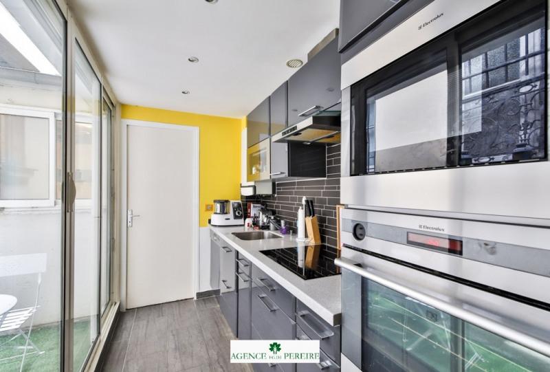 Sale apartment Paris 17ème 520000€ - Picture 5