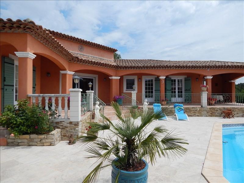 Deluxe sale house / villa Sillans-la-cascade 682500€ - Picture 2