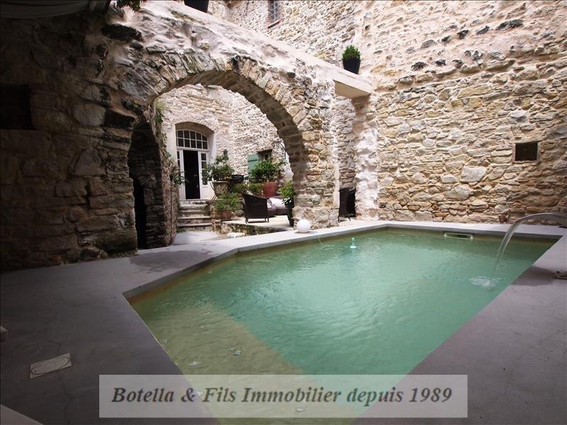 Vente de prestige château Uzes 595000€ - Photo 4
