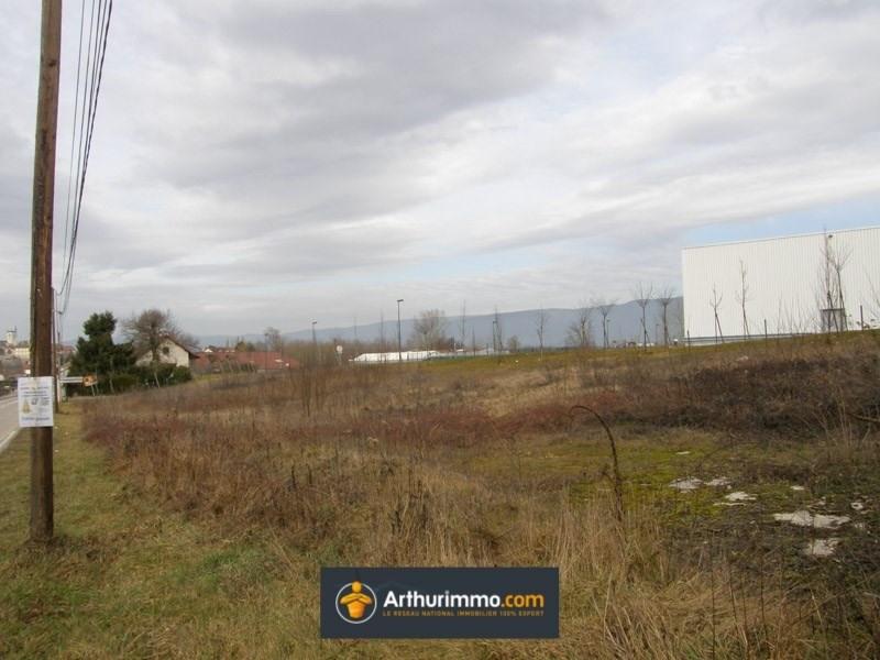 Vente terrain Morestel 56000€ - Photo 2