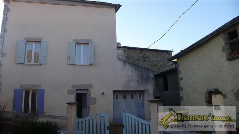 Sale house / villa Courpiere 97650€ - Picture 7