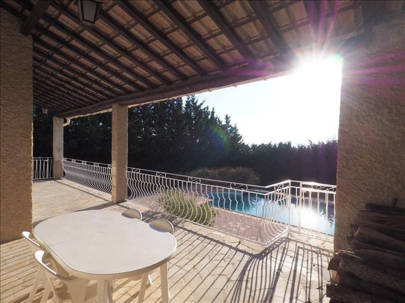 Vente maison / villa Reillanne 275000€ - Photo 2