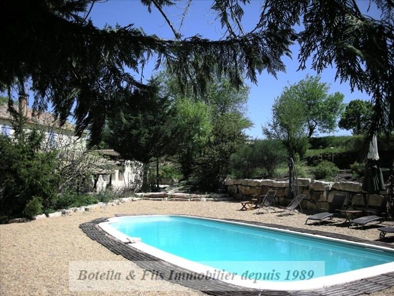 Immobile residenziali di prestigio casa Barjac 596000€ - Fotografia 12