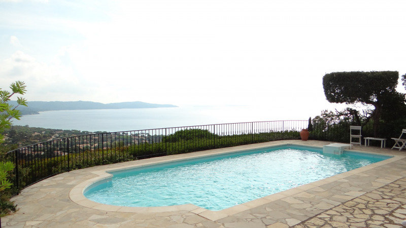 Location vacances appartement Cavalaire 900€ - Photo 2