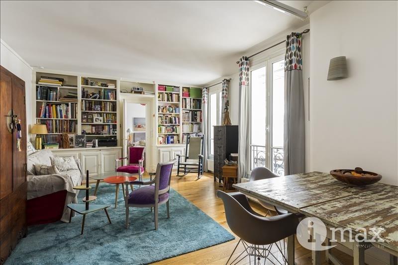 Sale apartment Levallois 819000€ - Picture 1