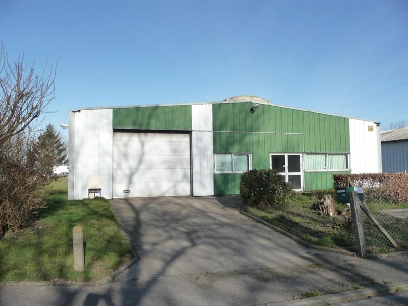 Location Local d'activités / Entrepôt Dieppe 0