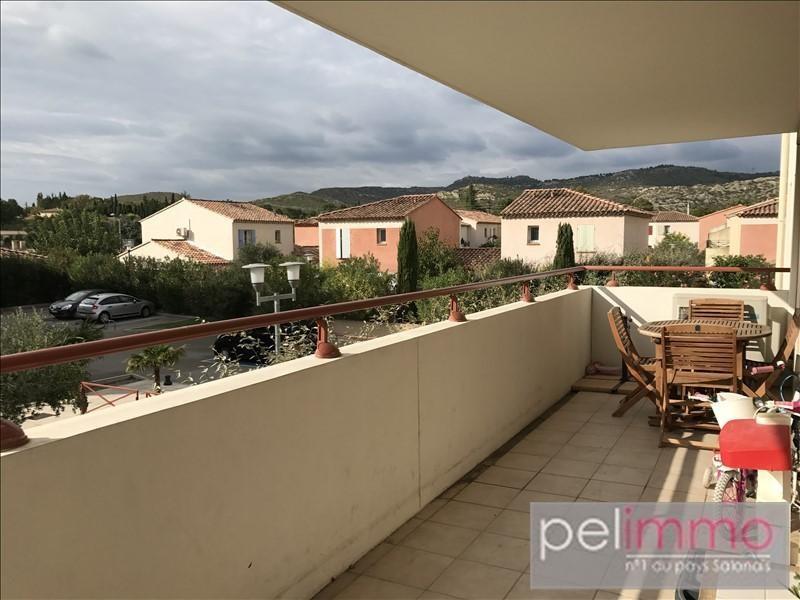 Vente appartement Pelissanne 236000€ - Photo 2
