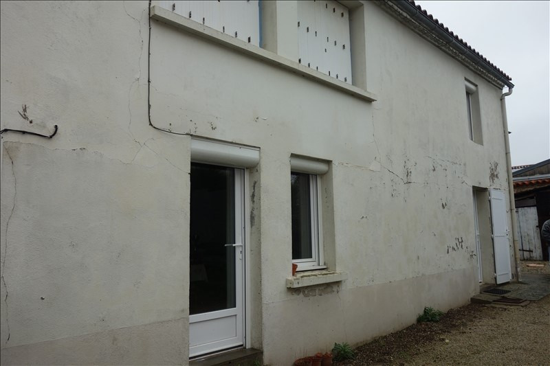 Vente maison / villa Les clouzeaux 88000€ - Photo 1