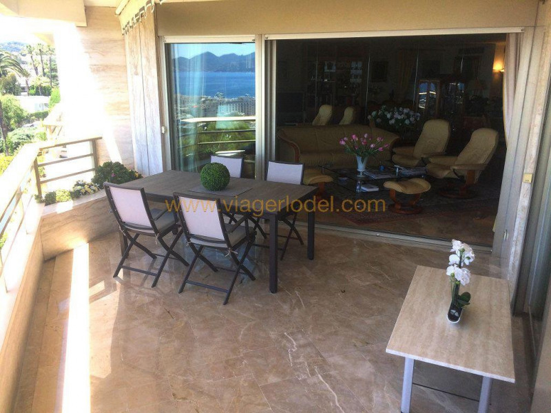 Viager appartement Cannes 210 000€ - Photo 3