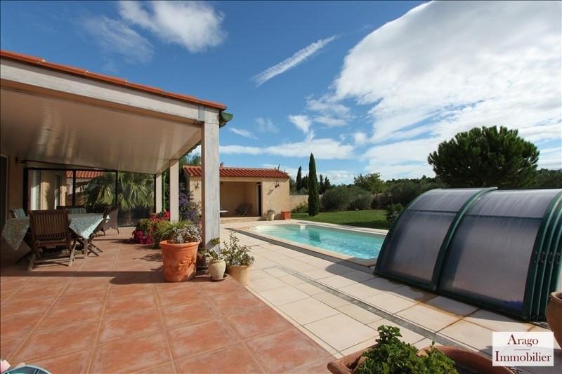 Vente maison / villa Salses le chateau 349000€ - Photo 2
