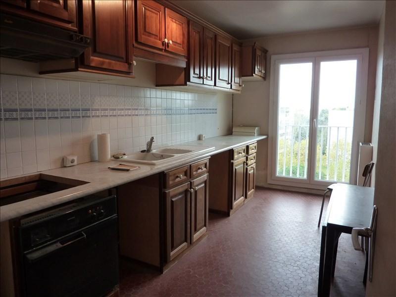 Sale apartment Les ulis 149500€ - Picture 6