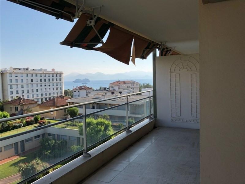 Sale apartment Cannes 525000€ - Picture 3