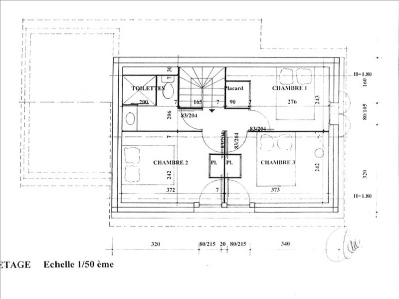 Vente maison / villa Sailhan 252000€ - Photo 4
