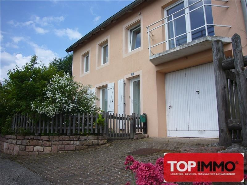 Vente maison / villa La grande fosse 124900€ - Photo 1