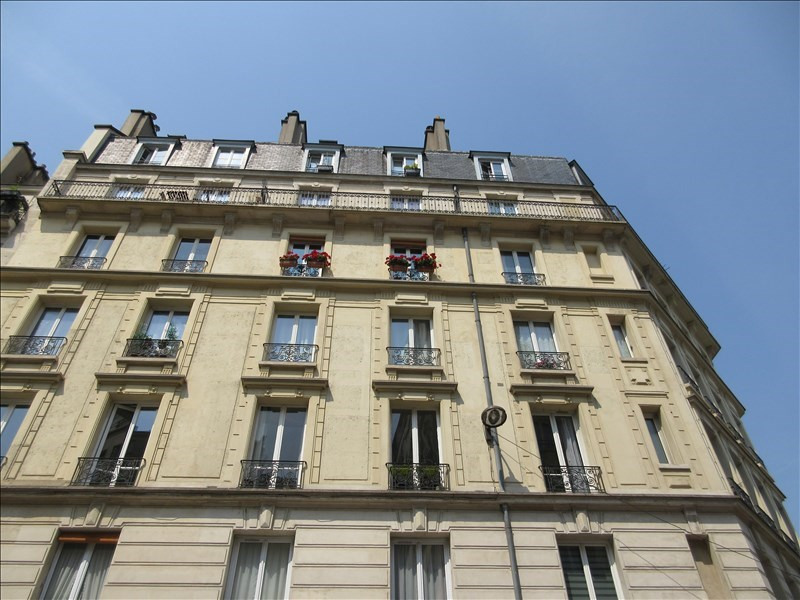 Sale apartment Paris 10ème 395 000€ - Picture 1