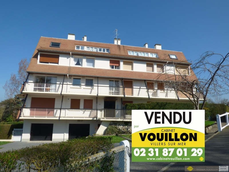 Sale apartment Villers sur mer 179 000€ - Picture 1
