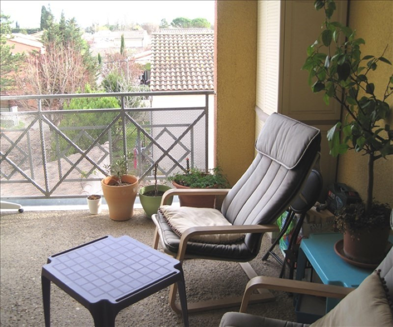 Location appartement L isle sur la sorgue 595€ CC - Photo 1